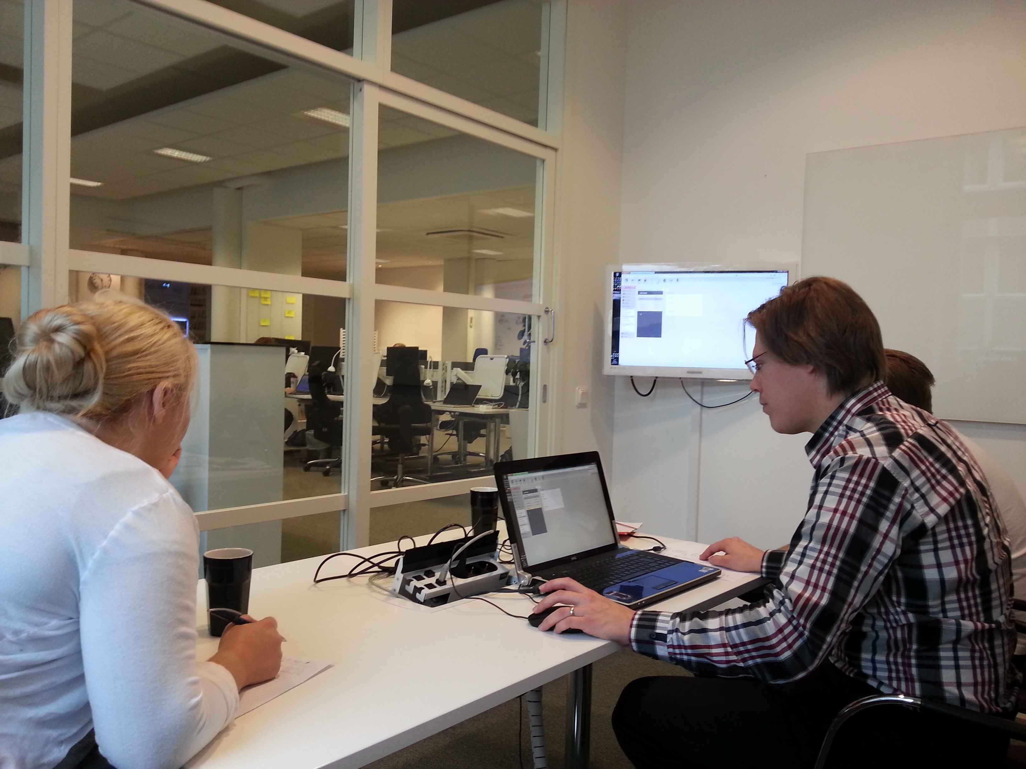Usability Testing at ReQtest - 1