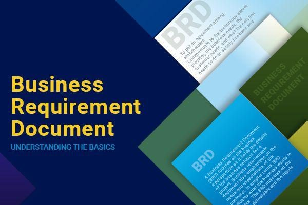 Business requirements document