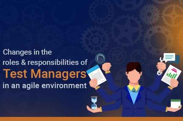test manager responsibilities