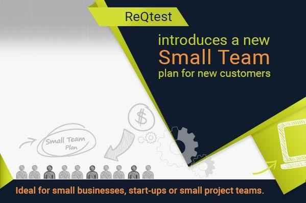 Small Team Price Plan
