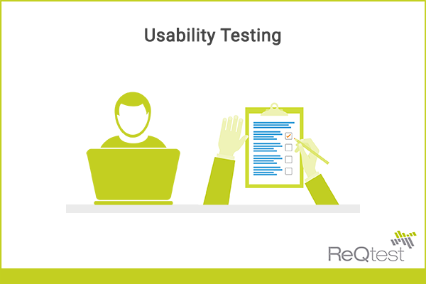 usability testing small