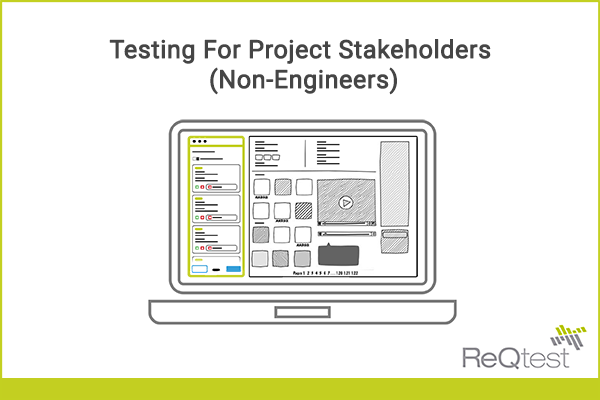 testing for project stakeholders
