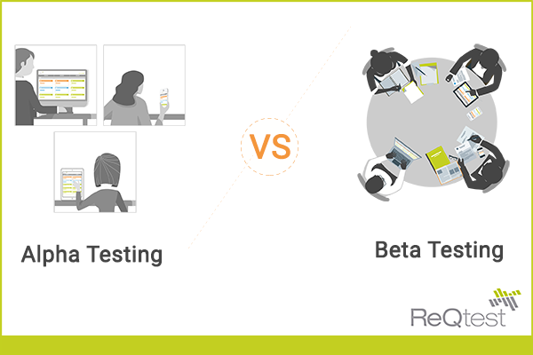 alpha testing vs beta testing