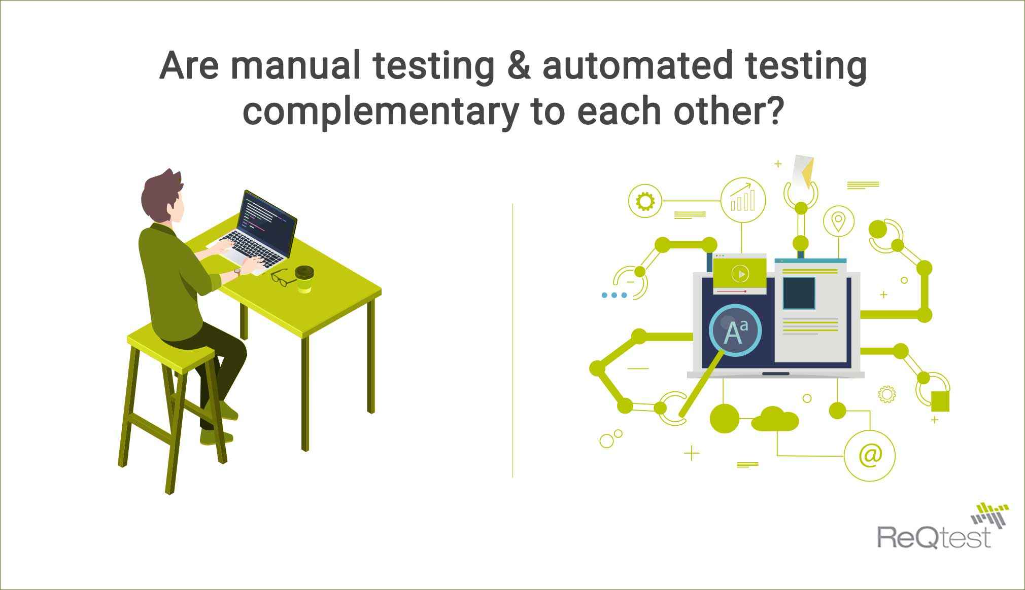 manual Vs Automates testing