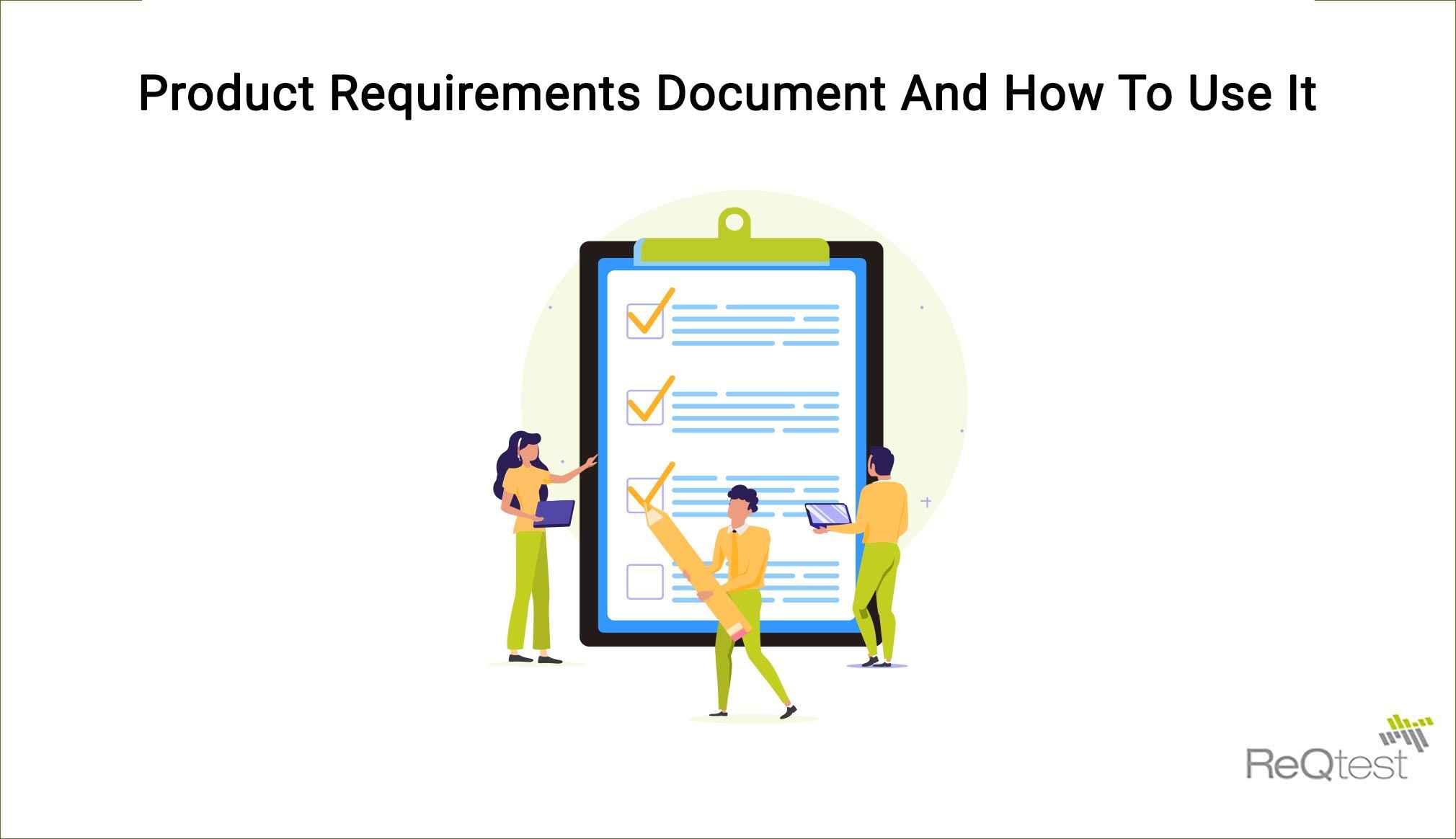 product requirements document PRD
