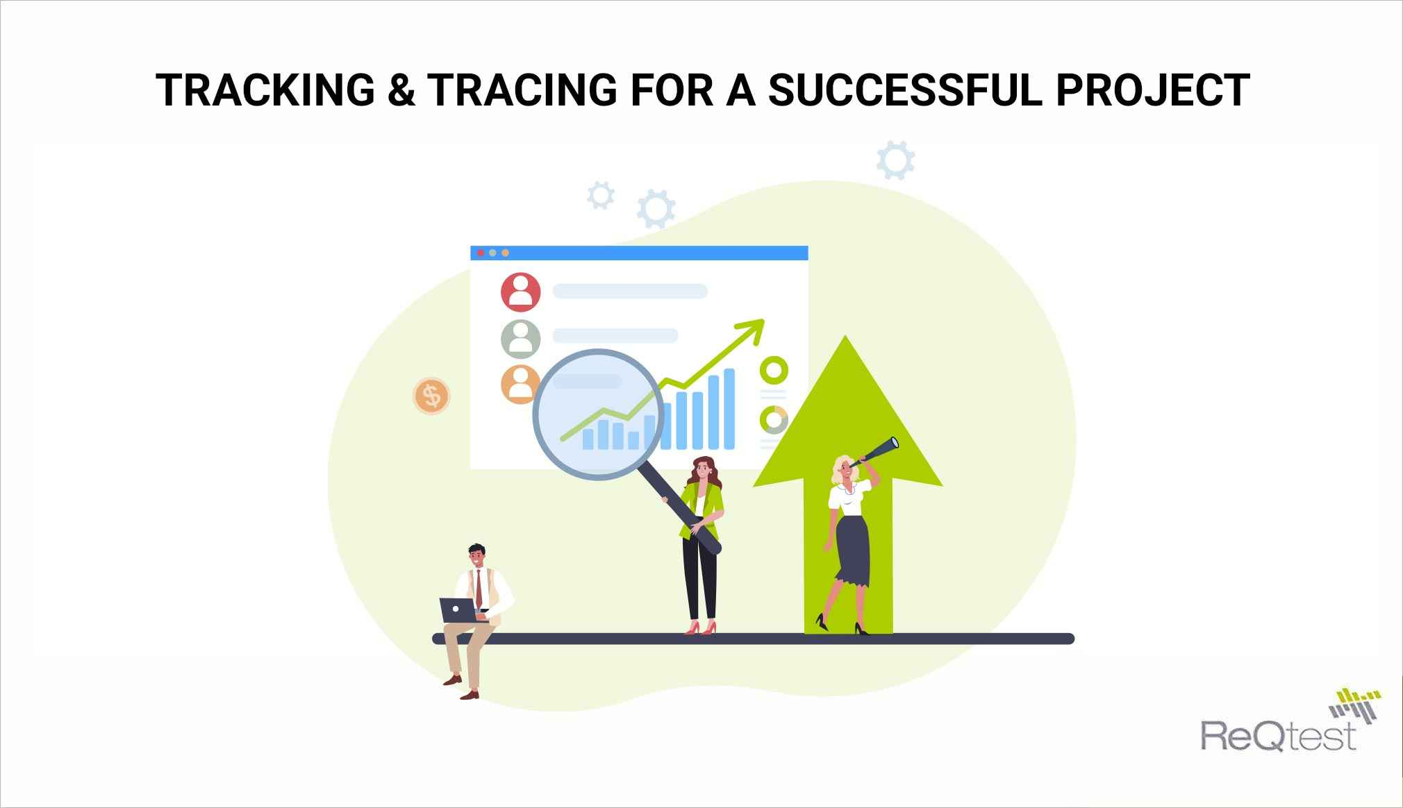 Tracking and tracing project